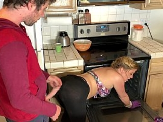 Mom Kitchen Videos On Home Orgy Party